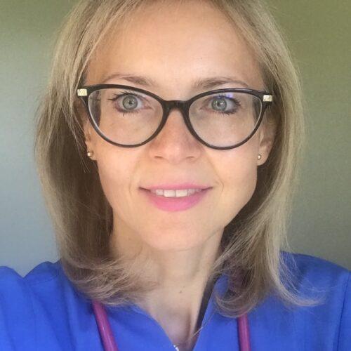 Lek. med. Magdalena Klimczak